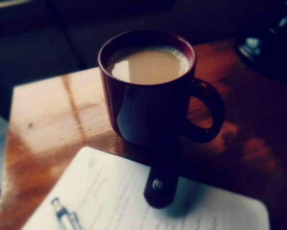 the quiet journal