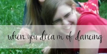when you dream of dancing